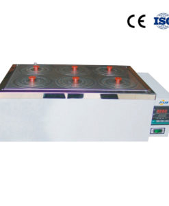 Laboratory Digital Display Electric Constant - temperature Water Bath (ZYLAB) (6)