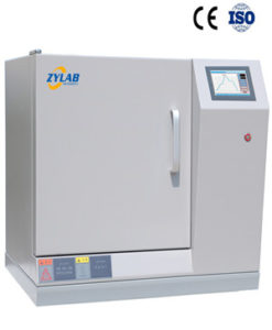 1200℃ Touch Screen Programmable Muffle Furnace
